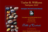 Taylor Williams Enamels