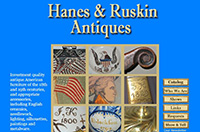 Hanes and Ruskin
